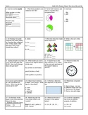 Math SOL Review Sheet