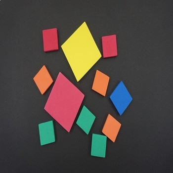 Math: SORTING By ATTRIBUTES Stock Photos {Commercial Use}