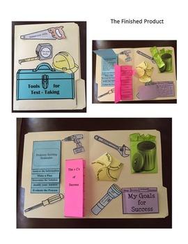 Math Test - Prep Lapbook