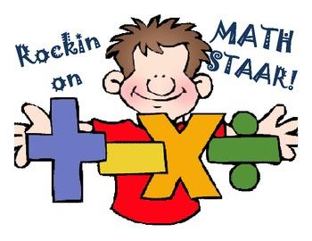 Math STAAR Charts
