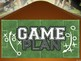 Math STAAR Review Checklist (Football Game Plan Theme)