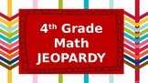 Math STAAR Review Jeopardy