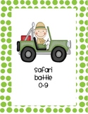 Math Safari Battle 0-9