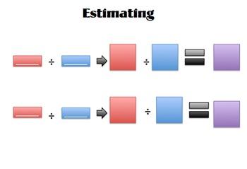 Math Scaffold Worksheets