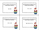 Solving  Equations - All Four Operations-Math Scavenger Hunt- Grade 6-Christmas