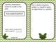Math Scavenger Hunt - Math Vocabulary Review (Great for Math PARCC Test Review)