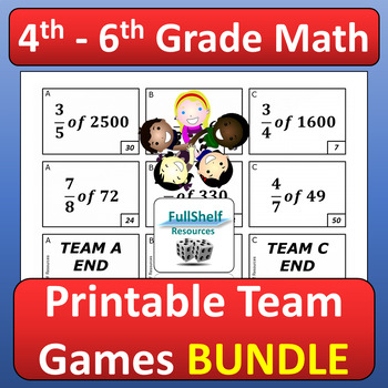 photo relating to 6th Grade Printable Math Games known as Math Activity 4th Worksheets Lecturers Fork out Instructors