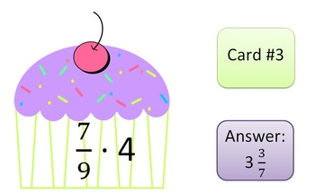 Math Scavenger Hunts Bundle - Algebra, Fractions, Decimals