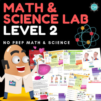 Math & Science Lab - Block 2
