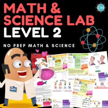 Math & Science Lab - Block 2