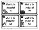 Math Scoot Task Cards-Multiplication and Division