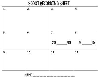 Math Scoot Unit 5