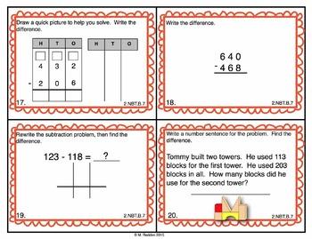 Math Scoot for 2nd Grade {MEGA BUNDLE}