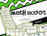 Math Scoot for 2nd Grade {Money}