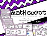 Math Scoot for 2nd Grade {Time}