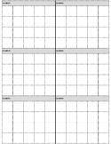 Math Scratch Paper