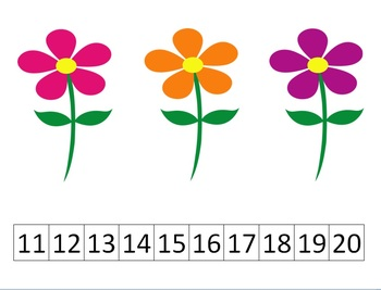 Math Sequence Puzzles #11-20