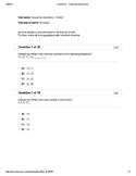 Math Sequences & Series