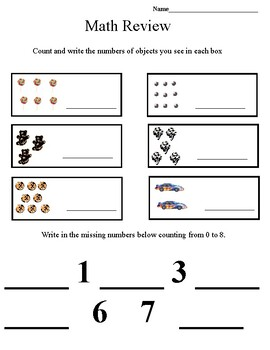 Math Sets Review