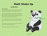 Math Shake Up