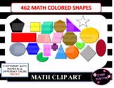Math Shapes Clipart
