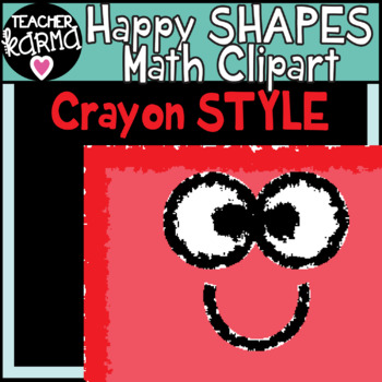 Math Shapes, Geometry Clipart