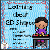 Math - Shapes - Learning about 2D Shapes