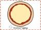 Math Shapes Sorting Mats - Pizza