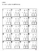 Math Sheets - Double Digit Subtraction w/o Regrouping