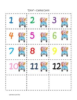 Math Skill Bingo:  Basic Math Skill Reinforcement with Fun Bingo Games