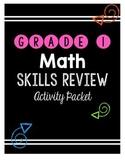 {Grade 1} Math Skills Review Packet