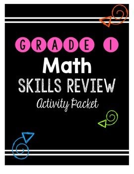 {Grade 1} Math Skills Review Packet