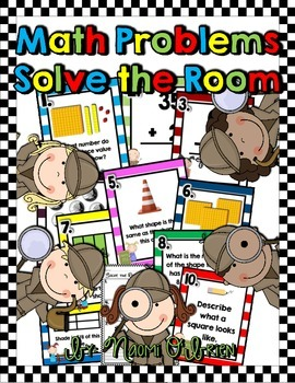 Math Skills: Solve the Room