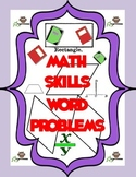 Modified Math Word Problems-5th Grade