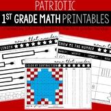 Veteran's Day Math Worksheets