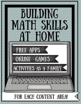 Math Skills at Home