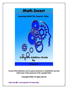 Math Smart -Complete Addition Guide