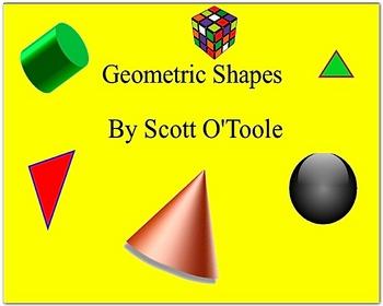 Math Smartboard Lesson Geometric Shapes Review Smartboard