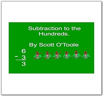 Math Smartboard Lessons Subtraction to the Hundreds