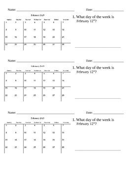 Math Warm Up First Grade 20 days