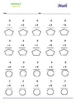 Math - Solutions up to 20