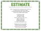 Math Song Lyrics Posters