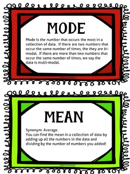 Math Song: Range, Mean, Median & Mode