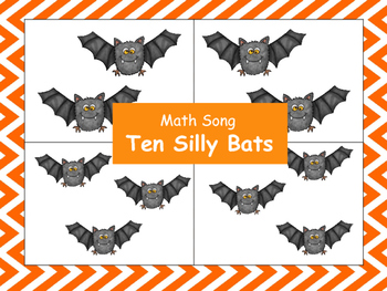 Math Song - Ten Silly Bats