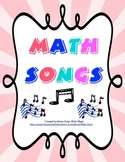 Math Songs
