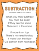 Math Song Posters