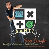 Math Songs Volume 1 by MC Santi (Free Track)