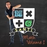 Math Songs Volume 1 by MC Santi