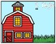 Math Sort Center Game:  Farm Life Edition for Kindergarten