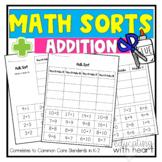 Math Sorts: Addition